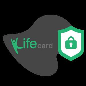 Lifecard app