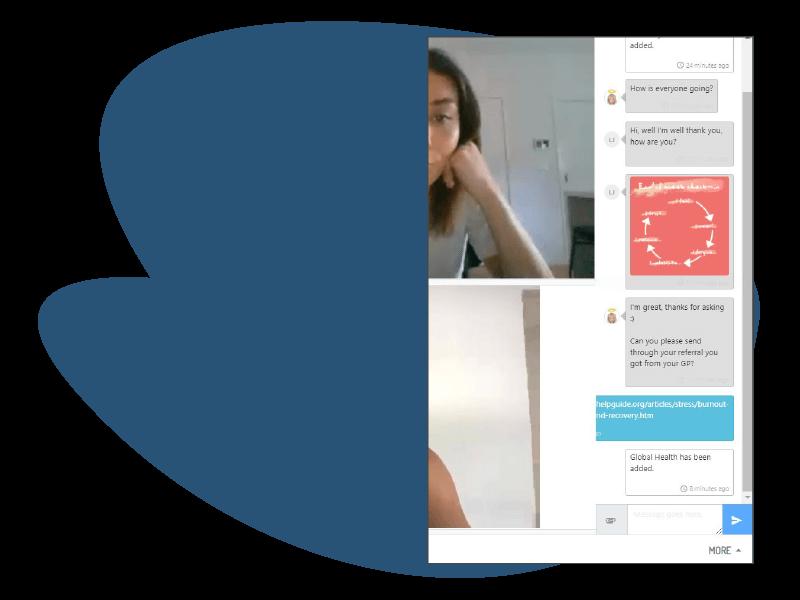 Sharing files Chat